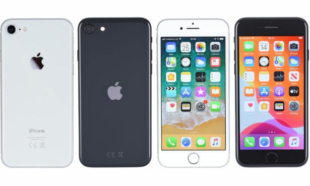 iPhone 8 telefonok jellemző hibái